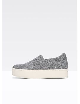 walsh-stretch-knit-sneakers by vince