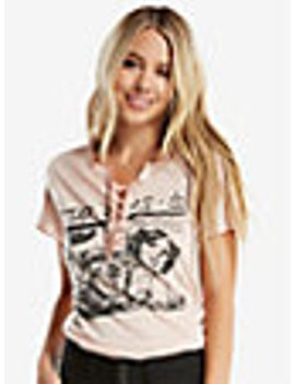 star-wars-womens-lace-up-tee by boxlunch