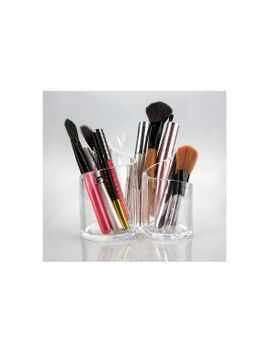 transparent-makeup-organizer-clear-acrylic-cylindrical-brush-make-up-cosmetic-holder by wish