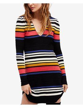 gidget-striped-sweater-dress by free-people