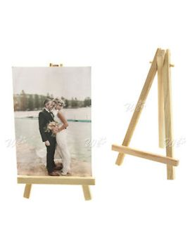 10x-mini-wooden-holder-wedding-party-place-name-cafe-table-number-monthes-day by ebay-seller