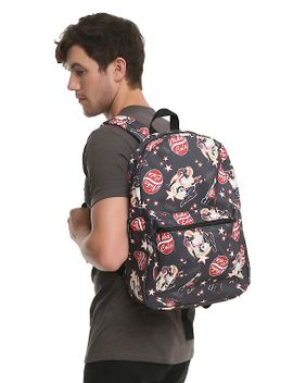 fallout-nuka-cola-print-backpack by hot-topic