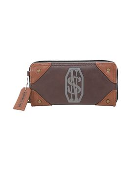 fantastic-beasts-and-where-to-find-them-newt-scamander-suitcase-zipper-wallet by hot-topic