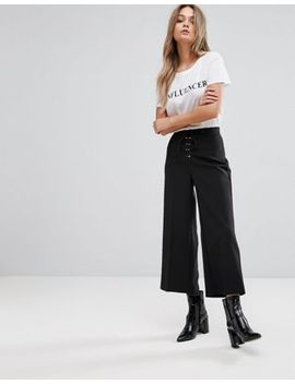 new-look-lace-up-crop-pants by new-look