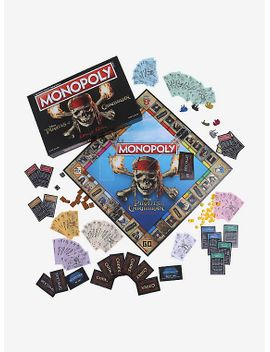 pirates-of-the-caribbean-ultimate-edition-monopoly-board-game by hot-topic