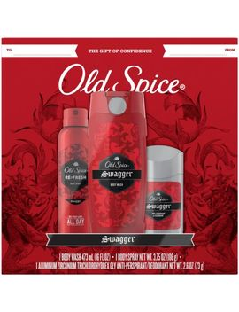 old-spice-swagger-red-zone-body-wash,-body-spray,-deodorant-gift-of-confidence-gift-pack by old-spice