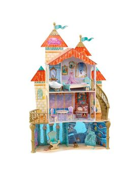 kidkraft-disney-princess-ariel-land-to-sea-castle-dollhouse by kidkraft