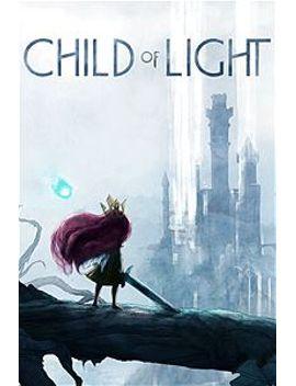 child-of-light by microsoft