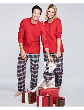 plaid-pajama-sets,-created-for-macys by family-pajamas