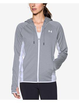 armour-fleece-storm-zip-hoodie by under-armour