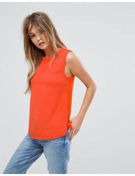 new-look-d-ring-woven-tank by new-look
