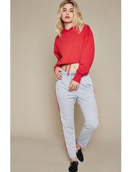 side-stripe-jogger-pants by la-hearts