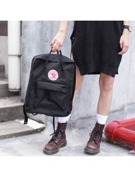 fjallraven-kanken-classic-travel-backpack-school-laptop-shoulder-bag-unisex-suit by ebay-seller