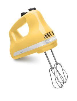 5-speed-ultra-power-hand-mixer---majestic-yellow by kitchenaid