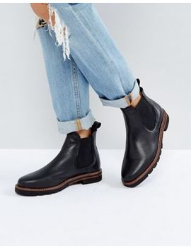 dune-london-quart-leather-chelsea-boots by dune