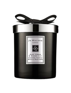jo-malone-london-intense-dark-amber-&-ginger-lily-home-scented-candle,-200g by jo-malone-london