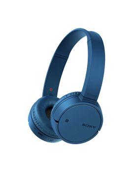 sony-mdrzx220bth-ce7-wireless-on-ear-headphones---blue by argos