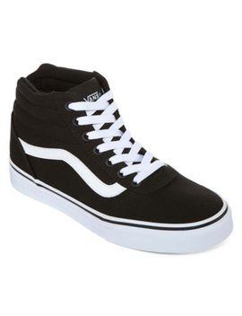 vans-ward-hi-womens-skate-shoes by vans