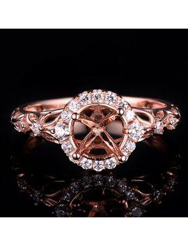 diamond-ring_round-diamond-engagement-ring_white-diamond--halo-ring-dyr-008r by etsy