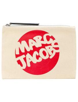 pochette-à-logo-imprimé by marc-jacobs