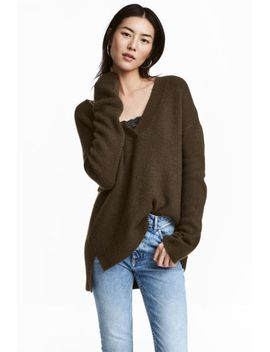 pullover-oversize by h&m