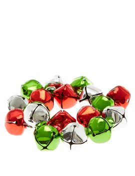 red,-green-and-silver-sleigh-bells-bracelet by claires