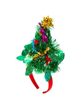 3d-christmas-tree-headband by claires