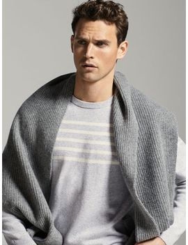 wool_cashmere-sweater-with-striped-detail by massimo-dutti