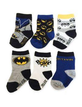 6-pack-superman-socks-in-blue_black by dc-comics_warner-bros