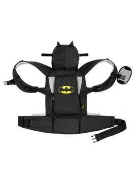 kidsembrace-dc-comics-deluxe-batman-baby-carrier-wiht-hood by kids-embrace