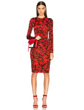 printed-midi-dress by givenchy