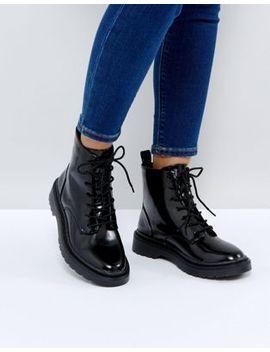pimkie-–-ankle-boot-zum-schnüren by pimkie