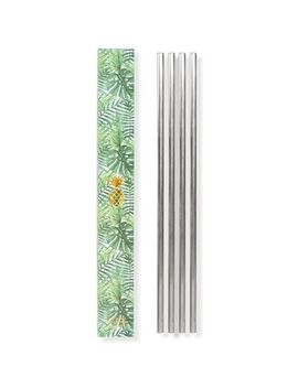 w&p-10-inch-metal-straws-silver by well