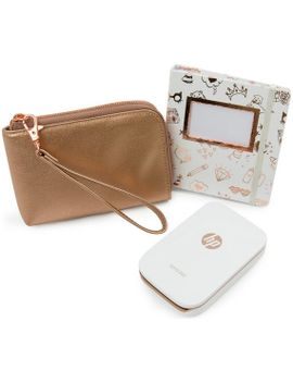 hp-sprocket-mobile-printer-white-accessory-bundle by argos