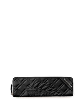 blanket-quilted-leather-clutch-bag by balenciaga
