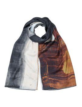 metals-silkscarf by olivar-bonas