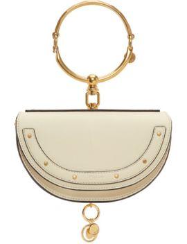 off-white-small-nile-bracelet-bag by chloÉ