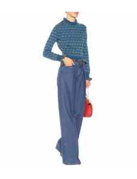 wide-leg-jeans by redvalentino