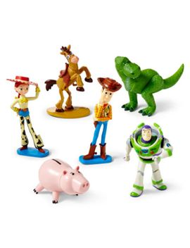 disney-collection-toy-story-6-pc-figure-set by disney