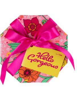 hello-gorgeous by lush-fresh-handmade-cosmetics