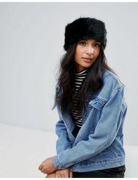 boardsmans-faux-fur-headband by asos-brand