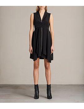 jayda-dress by allsaints