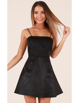 true-romance-dress-in-black by showpo-fashion