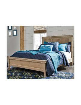 Klasholm Queen Panel Bed by Ashley Homestore