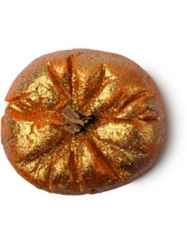 sparkly-pumpkin-  bewitched-   monsters-ball by lush-fresh-handmade-cosmetics