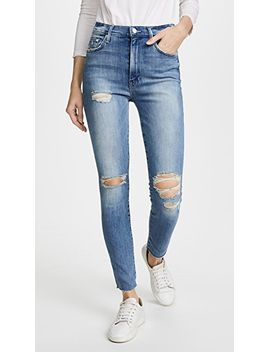 swooner-ankle-fray-jeans by mother