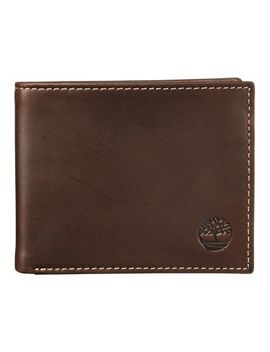 smooth-leather-passcase by timberland