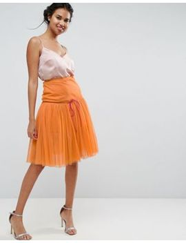 asos-tulle-prom-skirt by asos-collection