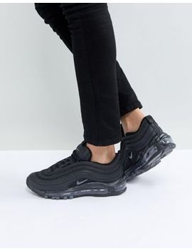 nike-air-max-97-trainers-in-triple-black by nike