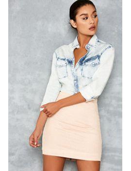 ice-wash-denim-shirt---sale by mistress-rocks
